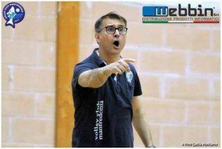 Volley Club Manfredonia: confermato coach Rinaldi.