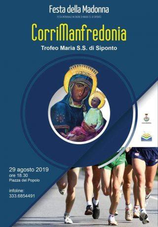 """CORRIMANFREDONIA"" Trofeo Madonna S.S.di Siponto"