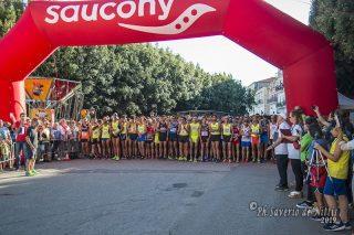 Podismo, 9^ CorriMonte – Folto gruppo di runners manfredoniani presenti.