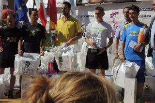 Dario Santoro alla Mezza Maratona del Piceno