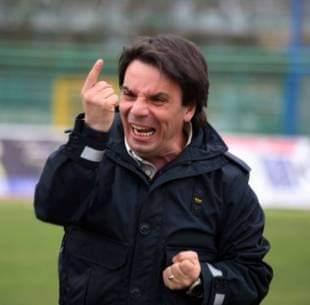 Eziolino Capuano nuovo tecnico del Calcio Foggia 1920.