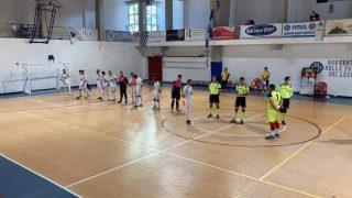 Futsal Monte S.Angelo sconfitta all'esordio.
