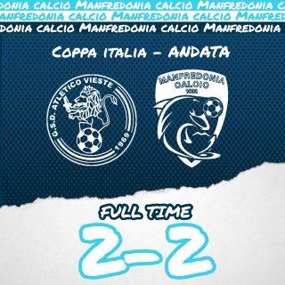 Gli Highlights di Atletico Vieste-Manfredonia