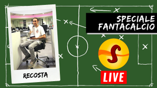 VIDEO SPORTIVAMENTE LIVE: Speciale Fantacalcio