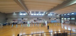 RISPARMIOCASA VITULANO C5: Una reazione da grande squadra, 8-2 al Castelfidardo.