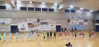 Il Futsal Cobà espugna il PalaScaloria 1-4.