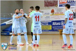 RisparmioCasa Vitulano C5: A Porto San Giorgio per la vittoria.