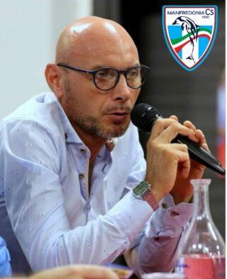 Vitulano Manfredonia C5: Si riparte dal Direttore Sportivo, Carmelo Mendola.