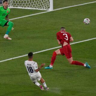 L'Italia vince e convince all'esordio di Euro2020