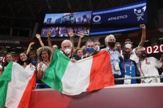 Italia da leggenda alle Olimpiadi 2020.